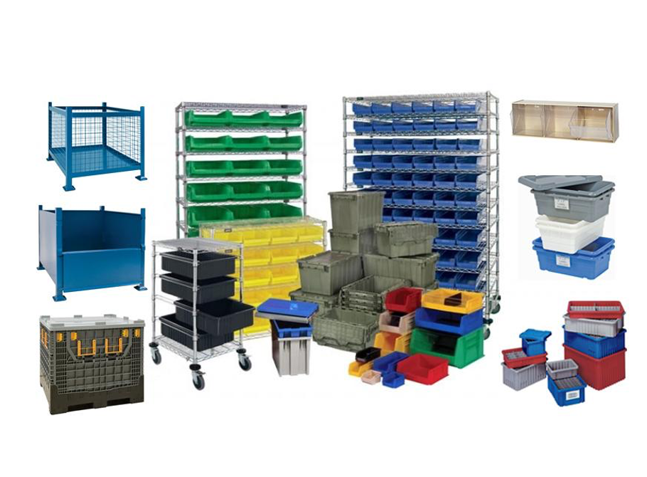 Storage Bins, Boxes & Containers