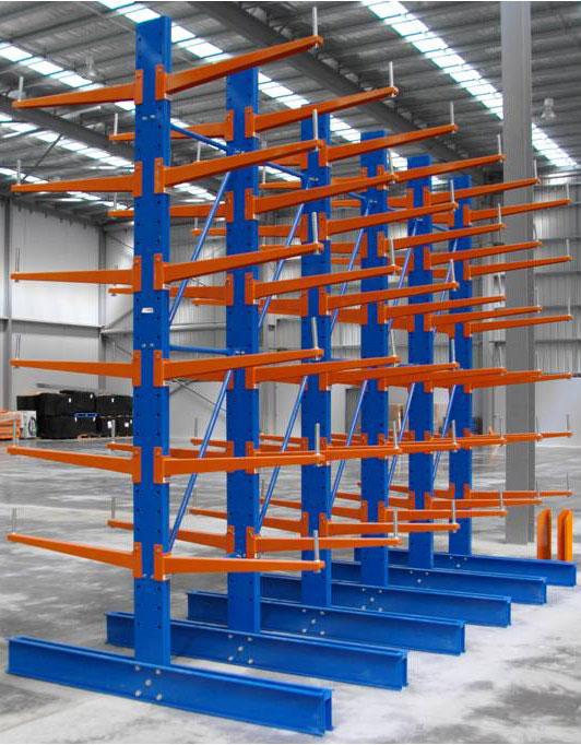 Heavy Duty & High Capacity Cantilever Racks