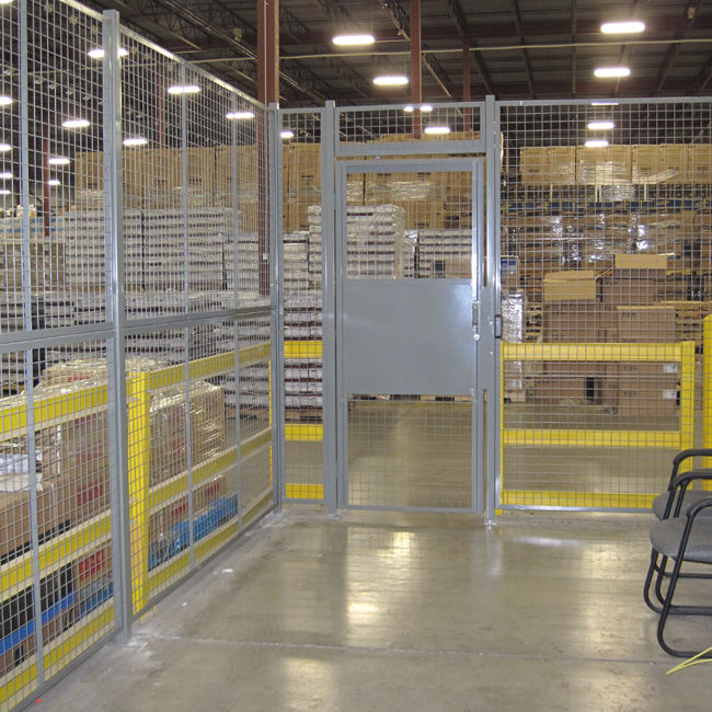 Asset Protection - Barrier Guards