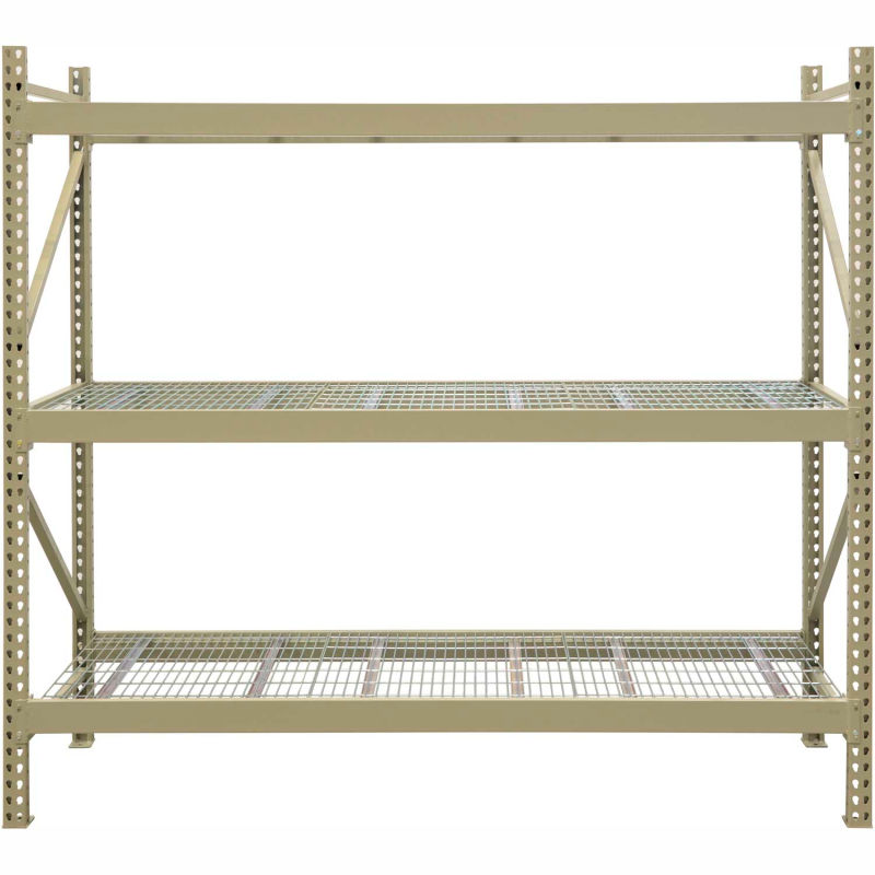 Wide Span Shelving & Storage Rack Systems